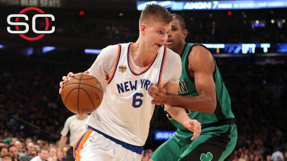 What would it take for Knicks to trade Porzingis?