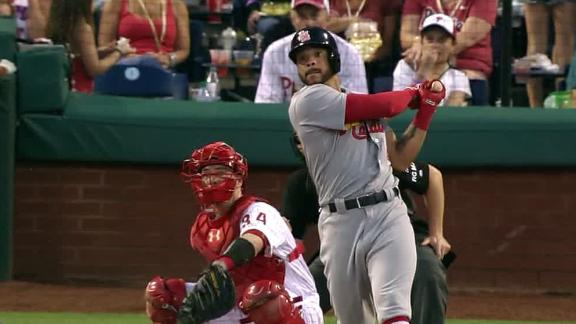 Pham homers twice for Cardinals