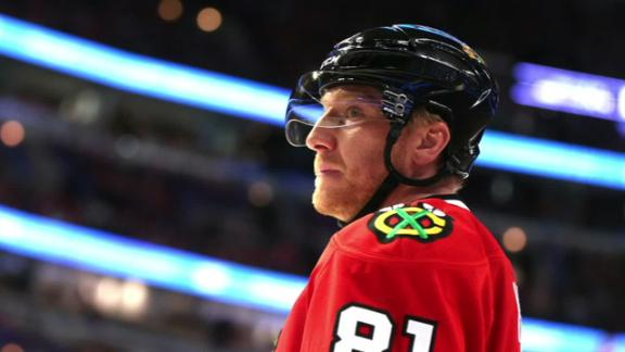 Is Hossa's hockey career over?