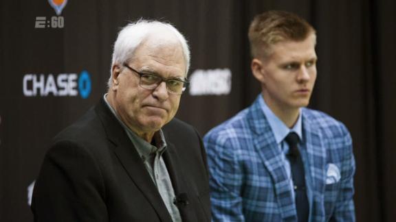Porzingis' icy relationship with Knicks