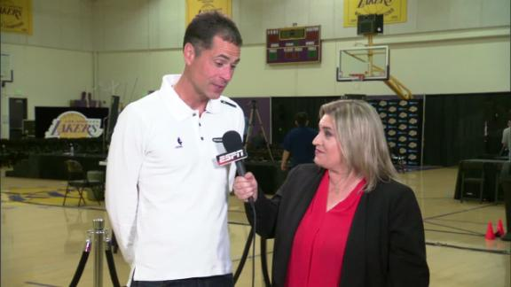 Pelinka proud to make Lonzo Ball's dreams come true