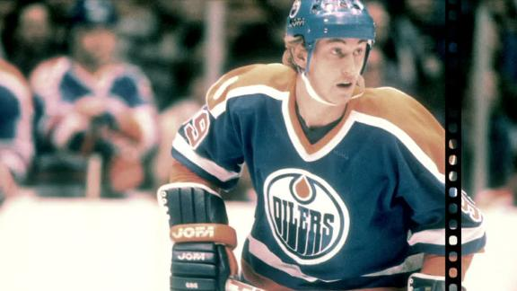 Gretzky set the bar for future NHL stars