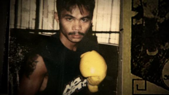 Pacquiao reflects on his path to greatness