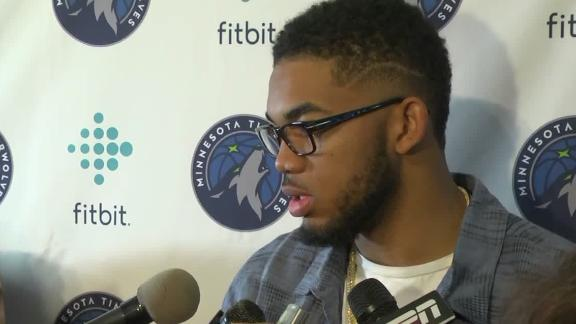 Karl-Anthony Towns - Wikipedia