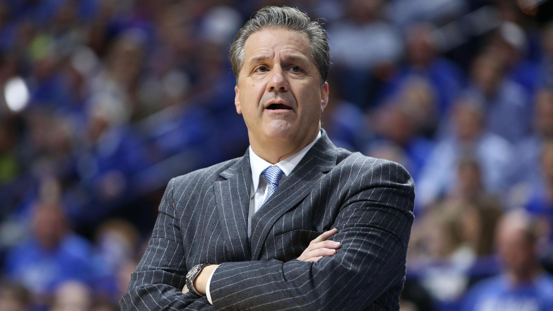 Calipari surprised to be named in Knicks GM hunt