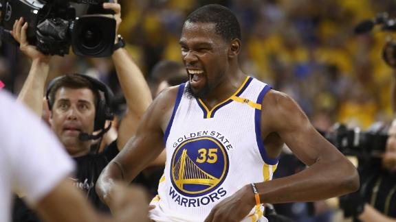 Durant's pay cut helped Warriors fill out roster