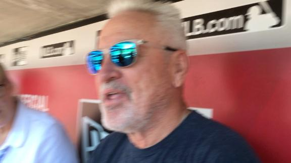 Maddon looking forward to series with Rays