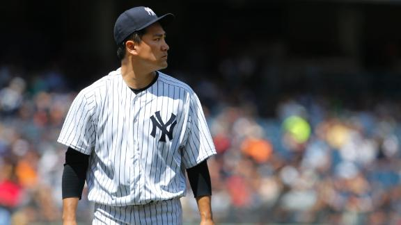Tanaka struggles in loss to Brewers