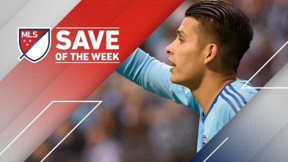 MLS Save of the Week |  Week 19 - Via MLS