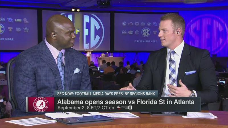 McElroy: Bama will make you pay on turnovers