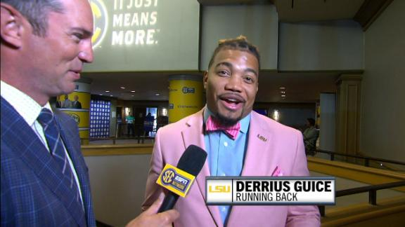 Best of Media Days: SEC players