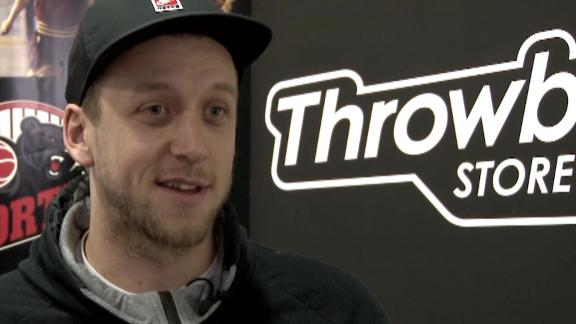 Joe Ingles: Hodge one of the game's greatest