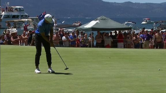 Curry steals show with 4th place finish in Tahoe