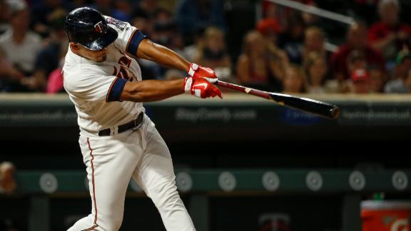 Twins double up Yankees