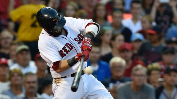 Pedroia's 3 RBIs lead Red Sox past Jays