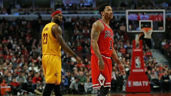 Rose could help Cavs catch the Warriors