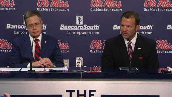 Freeze's conduct didn't meet Ole Miss expectations