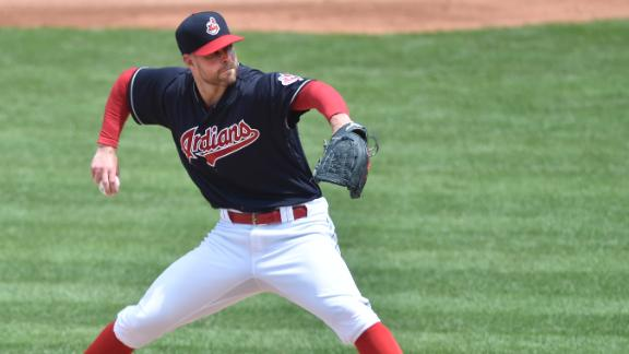 Kluber strikes out every Blue Jay