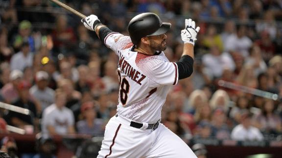 D-backs dominate Braves 10-2
