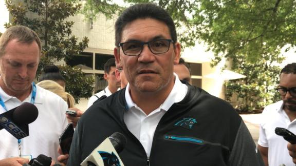 Rivera has high hopes for Newton
