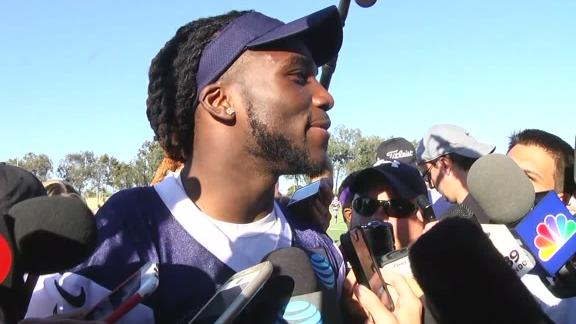 Smith proud he was able to get back on the field