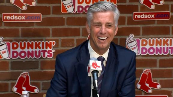 Dombrowski deems the Yankees the Warriors of baseball