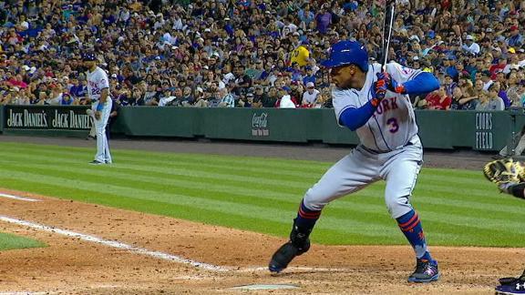 Granderson's dinger highlights Mets' 6-run, 6th inning