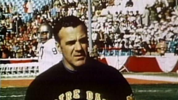 The inspirational life of Ara Parseghian