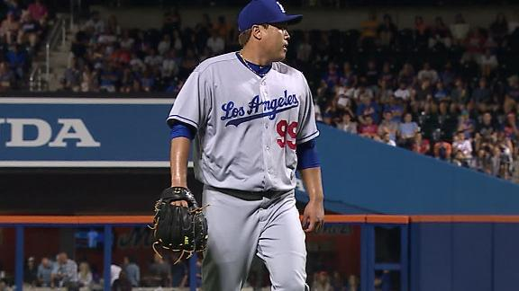 Stellar pitching from Ryu steers victory for Dodgers
