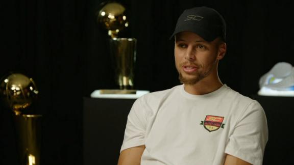 Steph's eventful summer after title No. 2