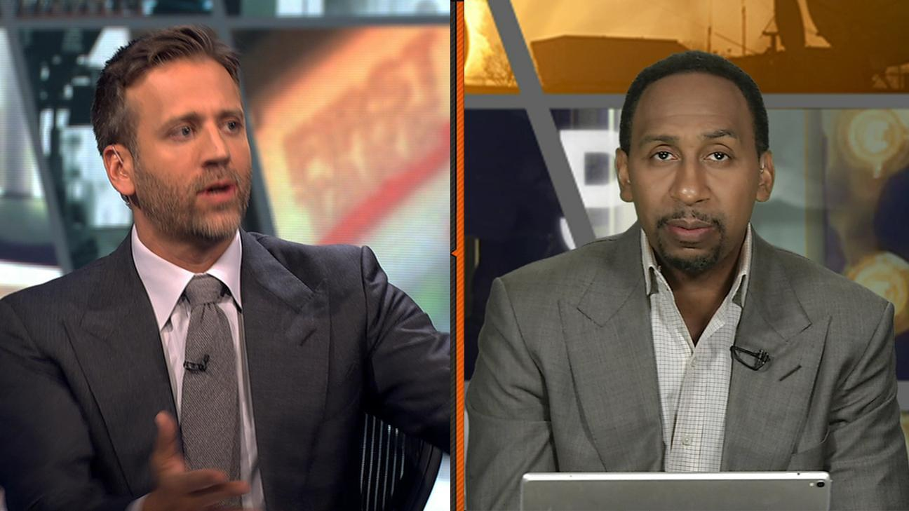 Stephen A.: Ball won't win Rookie of the Year