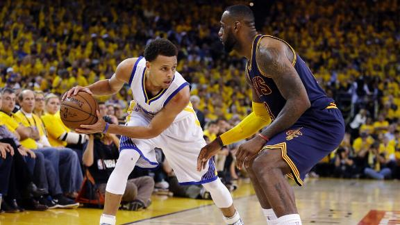 Cavs-Warriors face off on Christmas Day