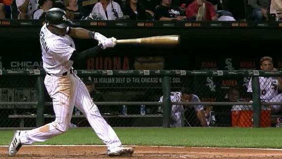 Anderson's homer gives White Sox insurance