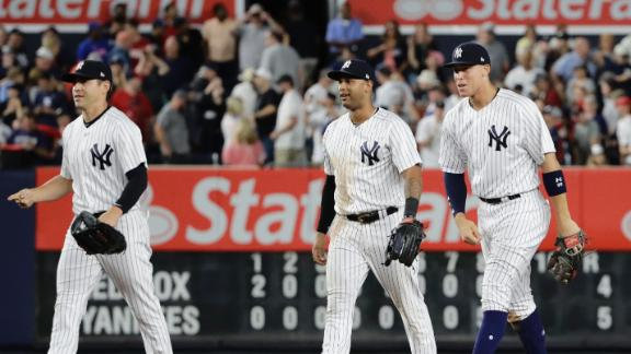 Yankees rally past Red Sox