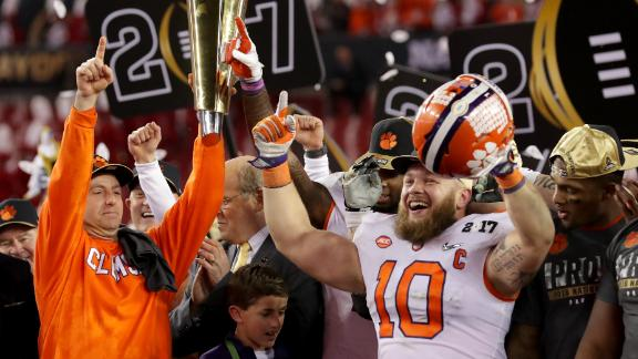 Does Clemson have a shot to repeat?