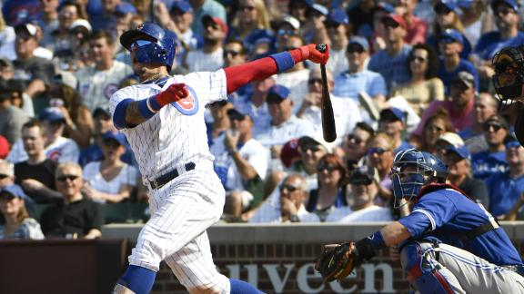 Cubs Sweep Blue Jays with wild 6-5 Victory
