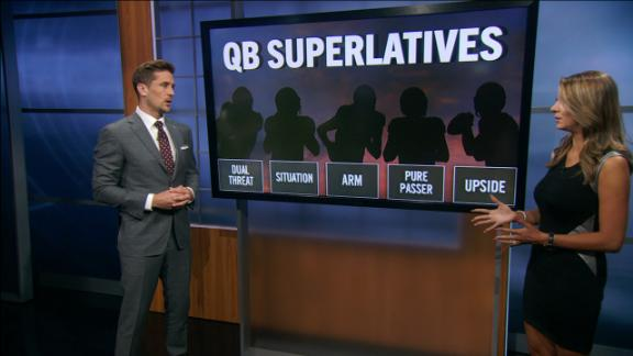 SEC quarterback superlatives