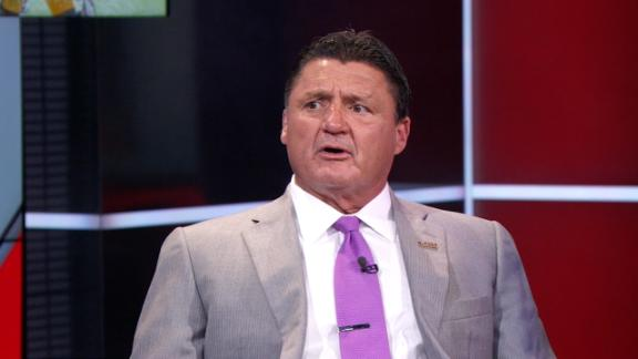 College Football coaches do Coach O impressions