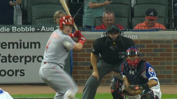 Gennett hits grand slam in Reds' win
