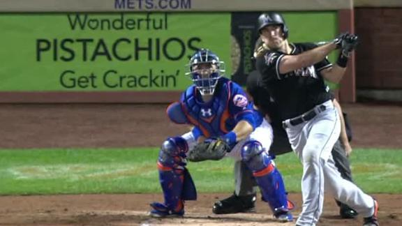 Realmuto crushes hanging breaking ball