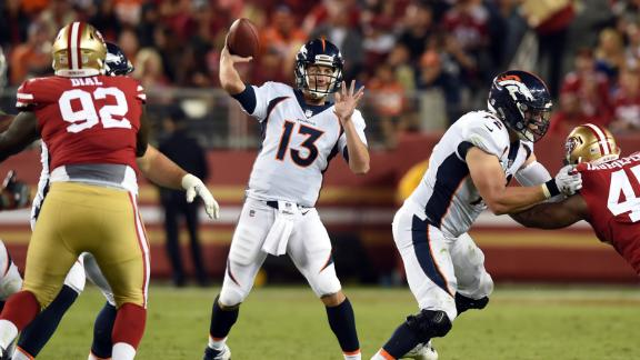 Siemian strong in win over 49ers