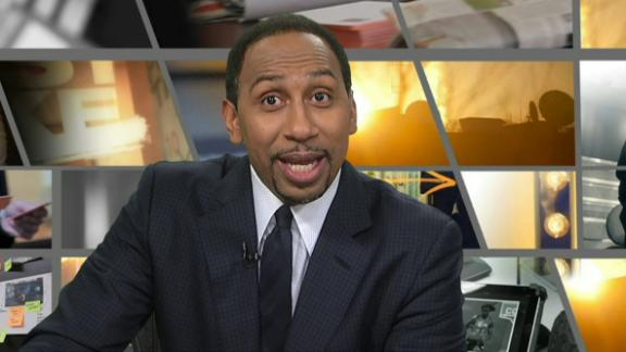 Stephen A. laughs off Cowboys' backup QB competition