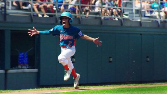 Little League World Series brings cultures together