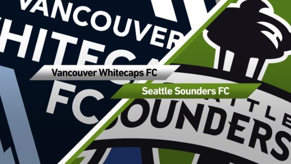 Vancouver 1-1 Seattle: Montero grabs point - via MLS