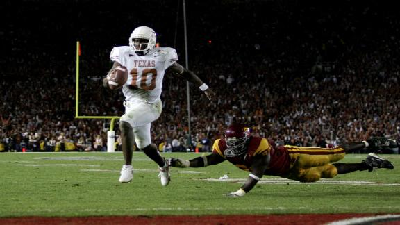 USC, Texas set to meet again after historic Rose Bowl