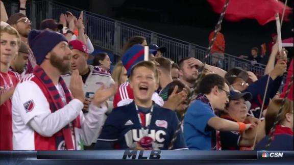 Revolution 4-0 Orlando City: Kamara lights up - Via MLS
