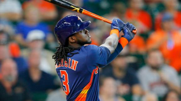 Astros defeat Mets in Houston