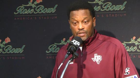Sumlin not making excuses after Aggies' collapse