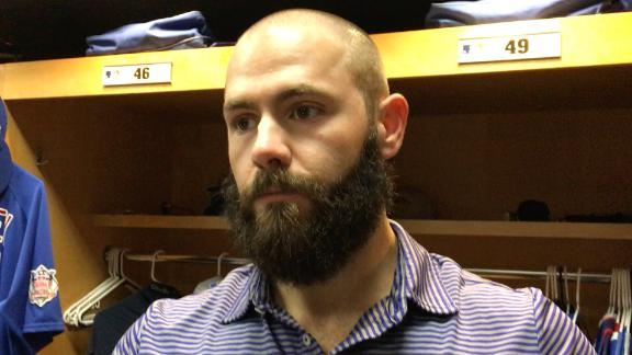 Arrieta predicts he'll be out 7-10 days