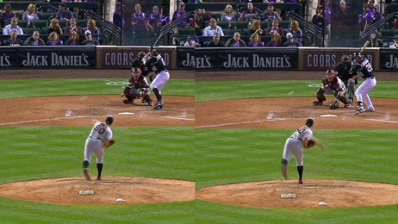 Arenado, Reynolds whack back-to-back doubles